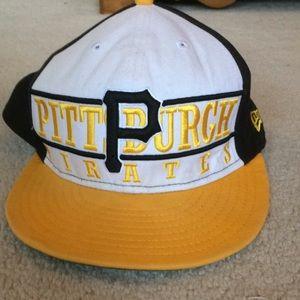New Era Vintage Pittsburgh Pirates Hat